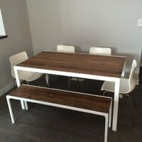 Custom Handcrafted Dining Tables - Locally Made!