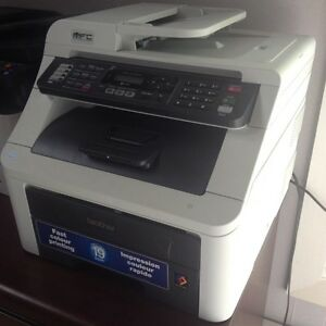 Brother all-in-one laser Printer