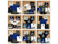 **KING OZY** BIGGEST COLLECTION OF WHOLESALE TRACKSUITS TRAINERS T SHIRTS SLIDERS SHORTS SETS