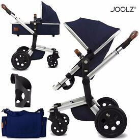 Joolz earth day parrot blue £500ono