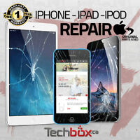iPhone / iPad / iPod Same-Day Repair Centre w/ 1 yr Warranty!