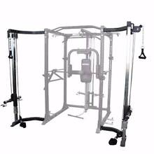 BRAND NEW POWER CAGE, LAT PULLDOWN + CABLE CROSSOVER Perth Region Preview