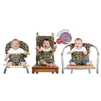 UK Totseat-Mobiseat-Travel highchair- Chaise de voyage Fits all!