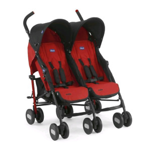 Chico Twin Double Stroller