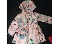 Ted Baker Rain Coat 12-18 Months as new
