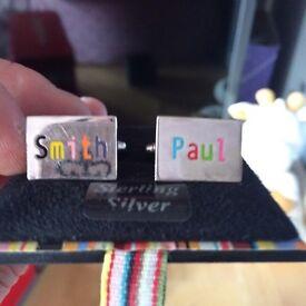 Cufflinks by Paul Smith