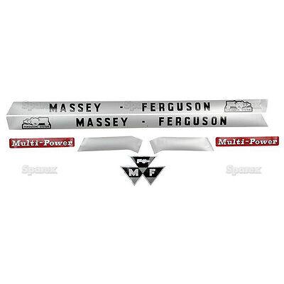 New Massey Ferguson Decal Set Mf135