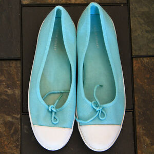 EUC Pair of Ballet-Slipper Style Sneakers from Victoria's Secret
