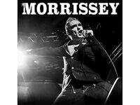 Morrissey Standing Tickets