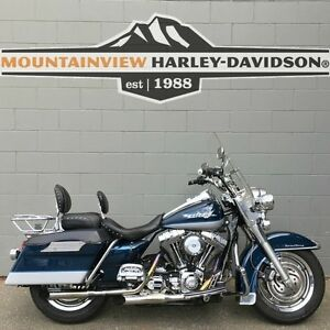 2002 Harley Davidson Motorcycles FLHR - Road King