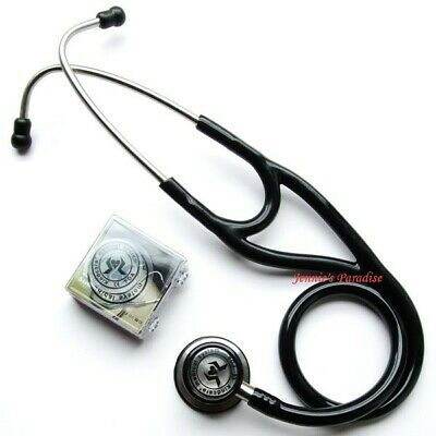 Dual-head Stainless Cardiology Stethoscop Stethoscope Classic For Adult Child