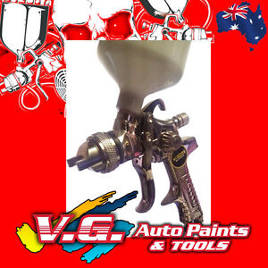 Professional Gravity Spray Gun 1.4mm and 2mm tips