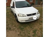 Vauxhall Astra van 1.7 TD