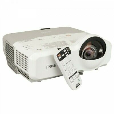 66 Sb660 Interactive Smart Board Epson Short Throw Projector Complete