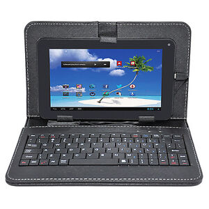 Proscan PC/Tablet with keyboard and case only $75