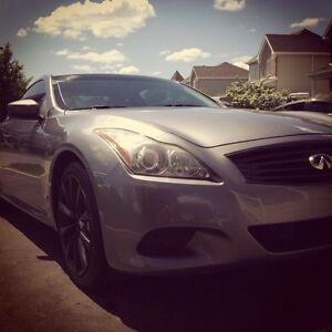 2008 Infiniti G37s coupe 6spd manual manuelle