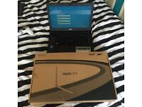 Acer e14 brand new. 3 weeks old