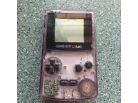 Gameboy colour for sale