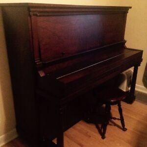 Antique Upright Piano for Sale