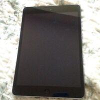 iPad mini 16 gb no scratches