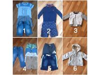 Toddler boy clothes & Jackets 3-9 9-12 12-18 18-24 months