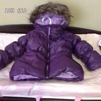 18M Winter Coat