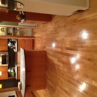 ***Hardwood Sanding & Refinishing***