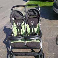 Peg-Perego Aria Double Stroller