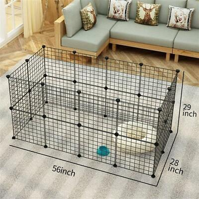 29 tall wire fence pet dog folding
