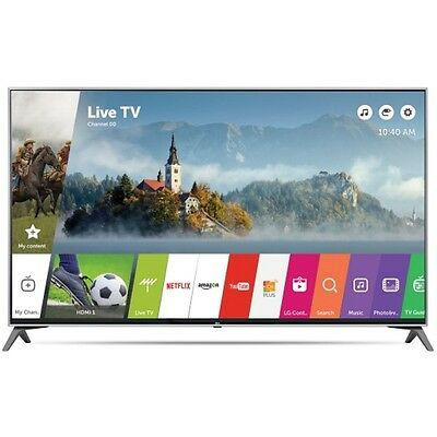 "LG 65UJ7700 - 65"" UHD 4K HDR Smart LED TV (2017 Model)"