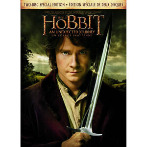 The Hobbit: An Unexpected Journey  (2-Disc Special Edition) DVD
