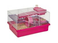 Pico Hamster Cage Pink