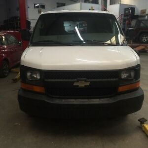 2004 Chevy express