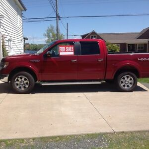 2014 F150 Lariat  , full service included