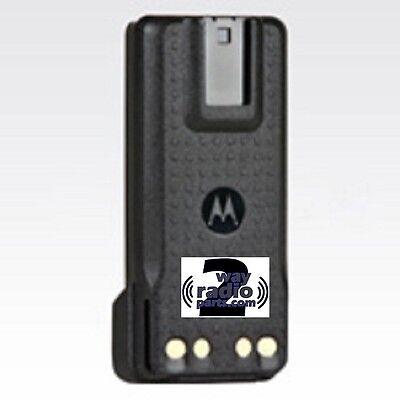 Real Motorola High Energy 3000m Liion Battery Mototrbo Xpr7550 E Xpr3500 Xpr3300