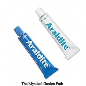36-grams-Araldite-Standard-Epoxy-Adhesive-Very-Strong-Bond