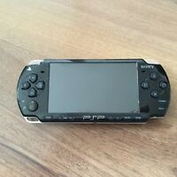 PSP with 2gb memory card
