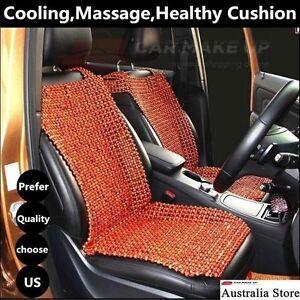 Cooling healthy massage car/ taxi/ van rosewood seat cover *1 Hurstville Hurstville Area Preview