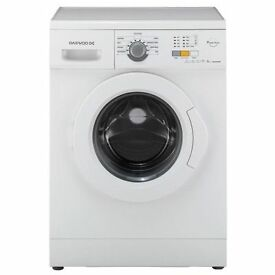 Daewoo washing machine 6kg 1400spin