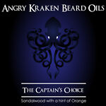 Angry Kraken Beard Oils