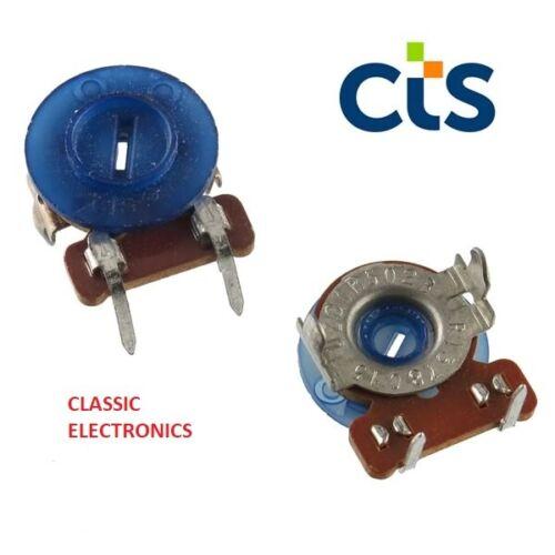 CTS 5K Ohm Horizontal Thumb Wheel Trimmer Potentiometer  USA Seller