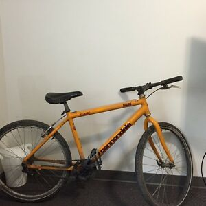 Reduced !Cannondale commuter bike single speed