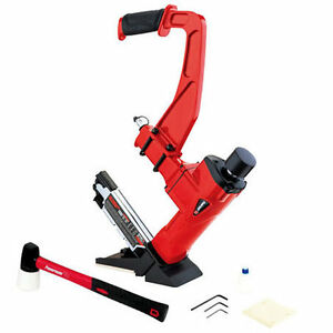 Powermate VX 3 in 1 Hardwood Flooring Nailer Stapler | eBay