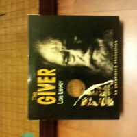 The Giver - DVD Talking book