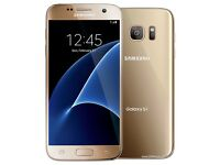 Samsung S7 32gb Unlocked To All Network - Gold - Blue - Silver - Green - £380 - With Warranty