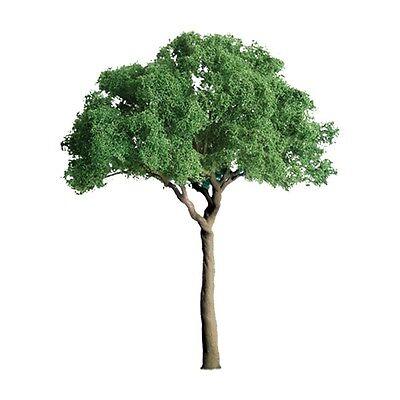 "JTT SCENERY 94284 PROFESSIONAL SERIES 1"" GREEN JACARANDA TREE  6/PK   Z-SCALE"