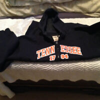 Tennessese Hoodie Ladies or Youth's unisex Large