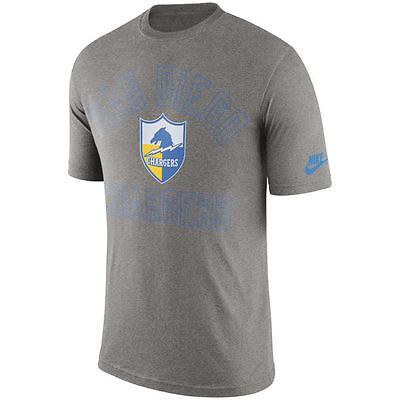 Ladegeräte NFL San Diego Last Call B4 La The Nike T-Shirt Offizielles Wear M