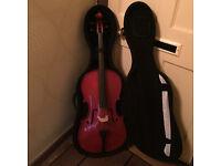 3/4 fine French Cello