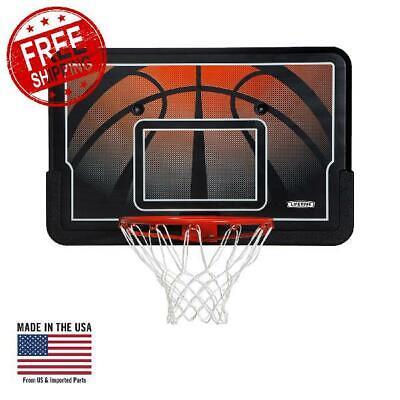 Rebound Basketball Game Electronic Score Board Auto Return Practice Mullion 1910